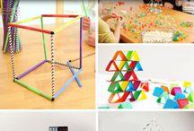 Preschool - Block Play / by Kellie Tatham