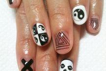 Rusty Nails / Nail Art/Colors / by Serina Agosta