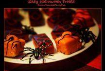 Halloween Crafts, Food and Ideas / by Shannah @ Just Us Four