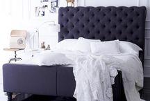 bedrooms / by Davina Zahra