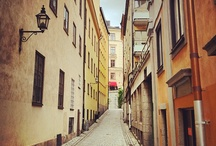 Stockholm / by Shiri Rosen