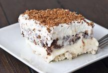 recipes desserts / by Caron Clarke