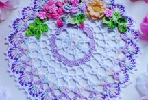 i love doilies / i love doilies they are my absolute favorite of anything crocheted.  / by tonya Rodriguez