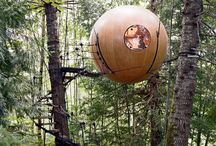 """""""Houses"""" dome/sphere / by pien"""