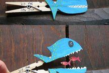 Craft Ideas / by Synnove Rizo-Patron