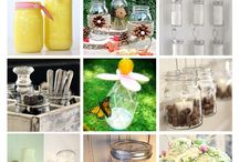 Jar ideas / by Jennifer Carlson