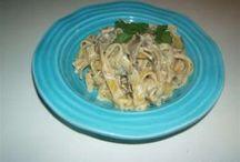 Cucina_Primi piatti / by Maria de Mastro