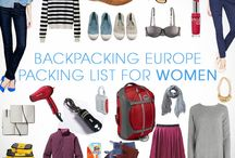 Backpacking Europe / by Bridget Schafer