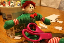 Christmas Elf Antics / by Geri Johnson