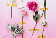 Flower Displays and Ideas / by Crystal Abram
