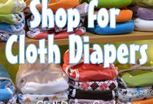 Cloth Diapers / by Ashlea Doss