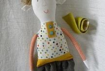 gnome dolls / by Barbara O'Hare