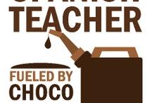 Spanish Teacher / by La Profe Smith