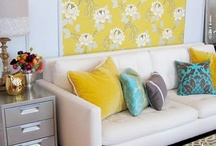 Decorating Ideas / by Sheena White
