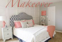 Room Makeover / by Michelle Helm