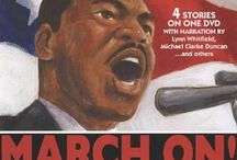 The Civil Rights Movement and Martin Luther King Jr. / Informative books and movies to commemorate the Civil Rights Movement and celebrate the life of Martin Luther King Jr.  / by Common Sense Media