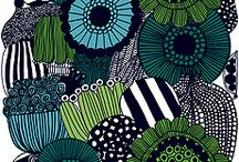 Marimekko Finnish Designs / by Liz Green