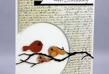 Paper Crafts - Cards / by Michelle David