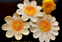 Crochet It -- Coasters, Doilies, Mats / by Cheryl Shorter