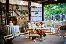 Tablescapes - Rustic  / by Katie BeeJay