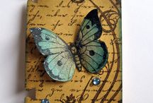 CARD INSPIRATIONS / by Helen Hirst