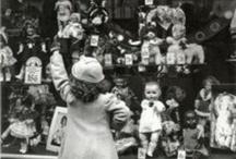 dolls / by Rebecca Ilett