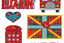 "The United Kingdom Quilt / I've acquired some UK embroidery patterns, fabrics, and ideas.  Now, I need to combine them into a quilt!  This board is really a sub-board of ""Quilts to make."" / by Craft As Desired"