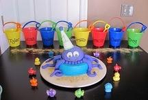 Kids Birthday Party Ideas / by Jessie Mckay
