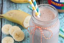Smoothie Cravings / The BEST smoothie recipes on the web! / by Julie | This Gal Cooks