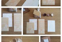 Wedding Stationery / by sino sininho