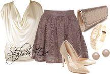 Feminine Fashion / I wear skirts... all the time. / by Lisa Mendoza