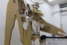 Gundam / by Brad Myers