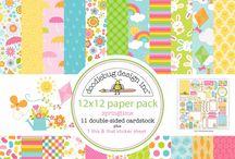 doodlebug springtime collection / by doodlebug design inc.