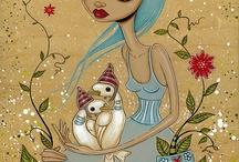Illustrations / by Cristina Camargo