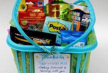 Teacher gift ideas / by Kristen Helm