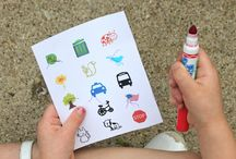 things for kids to do / by Deb Harrington