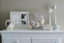 Beach House Decorations / by Roxanne Kersaan
