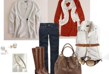 Fall Outfit Ideas / by Lauren Pacheco