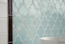bathroom remodel / by Jamie Jones