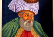 Sufism / Mevlana & Sems / Sufizm ~ Mevlana Celaleddin-i Rumi ~ Şems / Sufism ~ Rumi ~ Shams / by Hale OGSUZ