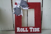 Alabama Football / by Maggie Ann-Marie