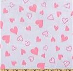 pink/white cuddle quilt ideas / by Tammi Orazem