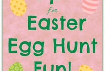 Easter and Spring Ideas / Ideas and recipes to try for #spring and #Easter / by Becky at Crafty Garden Mama