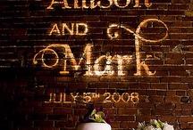 Wedding Lighting / by Allison Kline