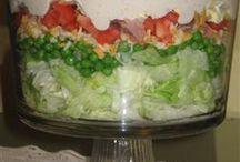 salads / by Sabrina Drake