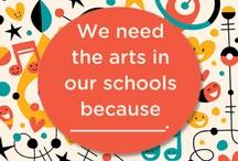Art in Schools / by Ann Wilkinson