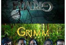 Grimm / by Dora Alicia L. Rios