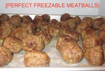 Freezer meals / by Tegan Neville