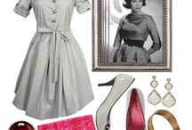 If I were Jacqueline Kennedy... / Mary Tyler Moore and Jackie Kennedy  / by Reanna Lloyd