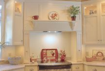 White Cabinet Kitchens / Dream Kitchens, Located in Nashua New Hampshire, Winner of over 200 awards!  / by Dream Kitchens-Kitchen and Bathroom remodeling